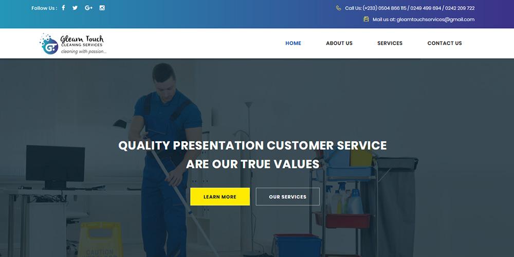 Gleam Touch Services