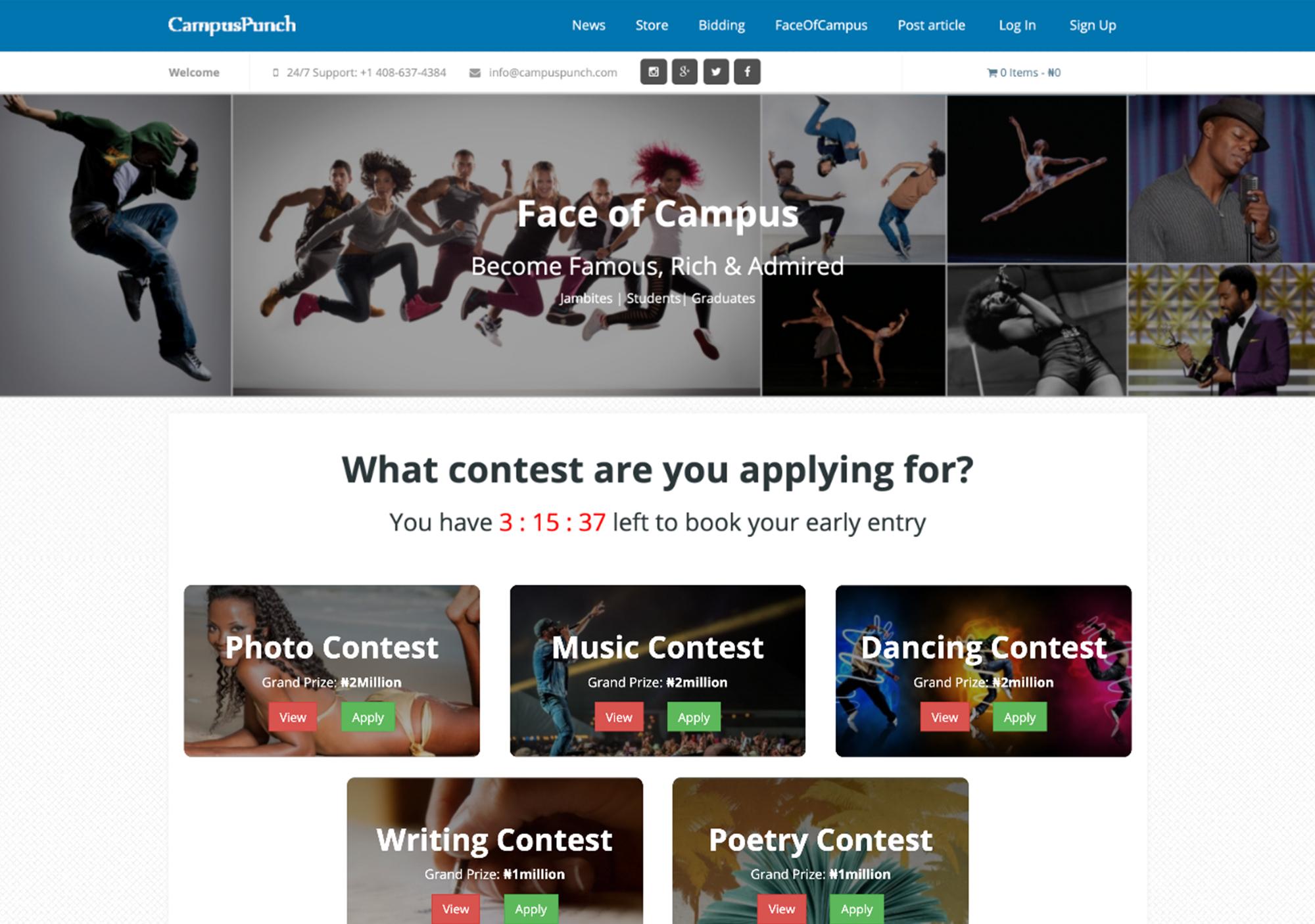 CampusPunch - Anchora Technologies