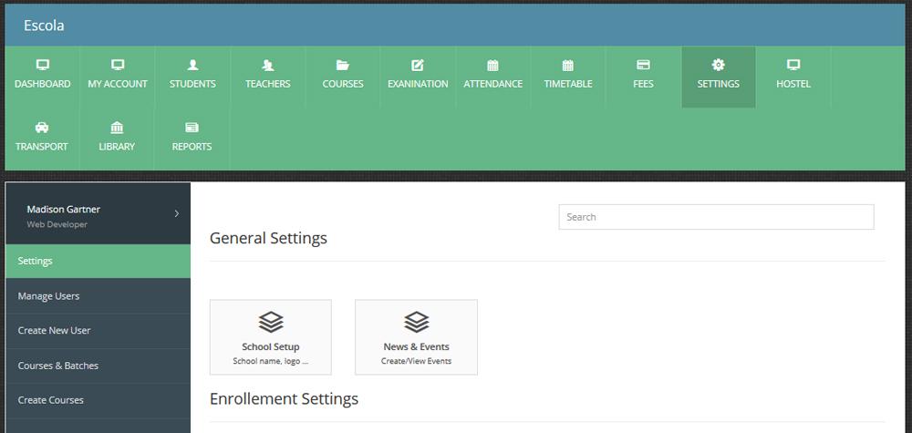 diRecktor (School Mgt Software) - Anchora Technologies